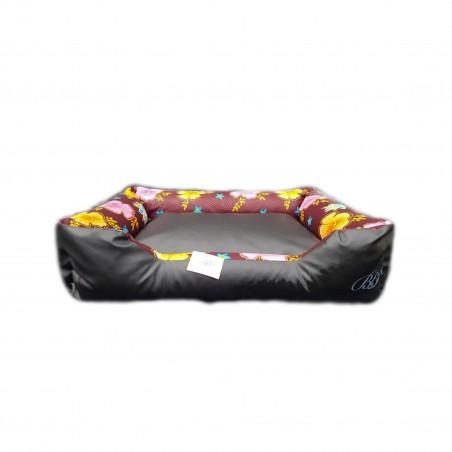 sofa makassar idyle marron