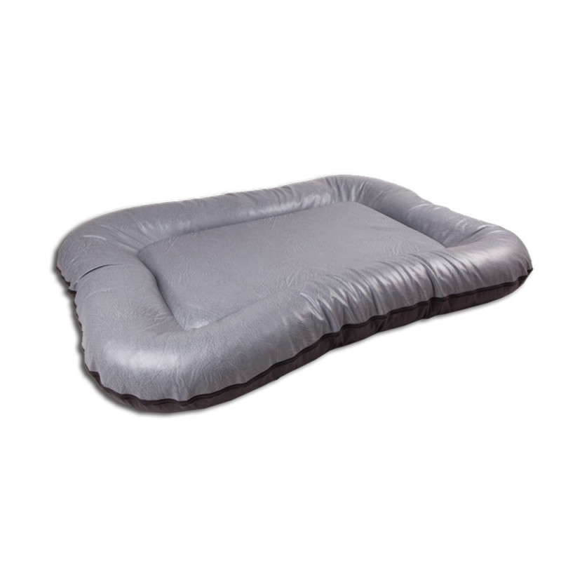 dodo simili cuir gris