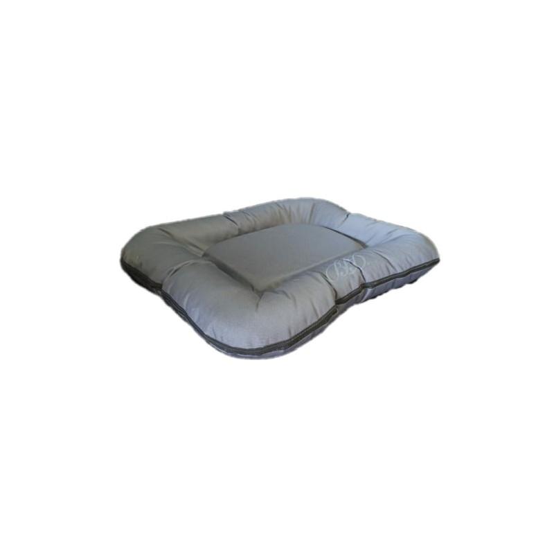 dodo tissu uni gris
